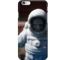 Ground control to Major Tom iPhone Case/Skin