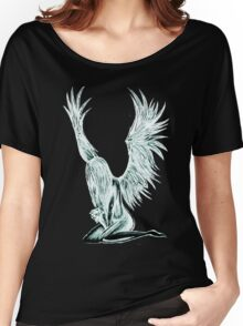 """I Am The Angel From Above"" Women's Relaxed Fit T-Shirt"