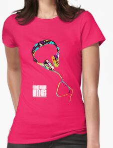 HEARME Empower Womens Fitted T-Shirt