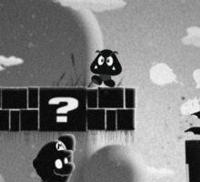 Mario in Limbo  Sticker