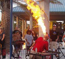 Fire Breather by Deborah Stewart