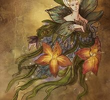 Flower Fairy by LauraTolton