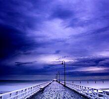 Approaching Storm by Paul Pichugin