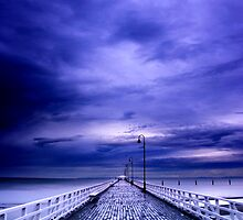 Approaching Storm by Paul Pichugin