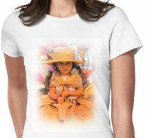 Cuenca Kids 550 Womens Fitted T-Shirt