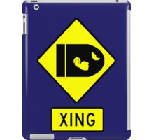 CAUTION - BULLET BILLS iPad Case/Skin