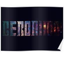 Geronimo! Poster