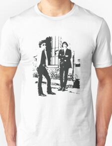 The Velvet Underground with gas Unisex T-Shirt