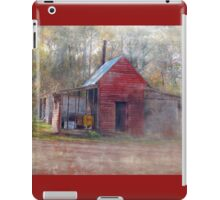 Little Country Store in the Woods iPad Case/Skin