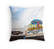 Atlanta Right(eous) of Passage Throw Pillow