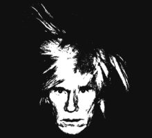 Andy Warhol T Shirt by bauman