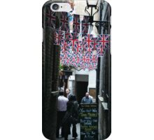 Mitre pub Hatton Garden iPhone Case/Skin