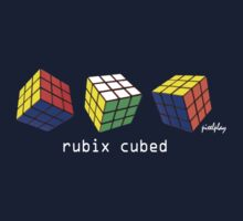 rubix cubed by Diane