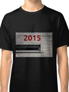 2015 brick work Classic T-Shirt