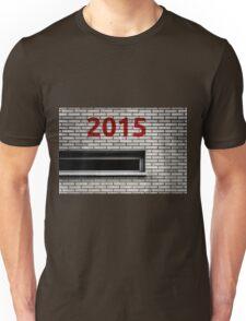 2015 brick work Unisex T-Shirt