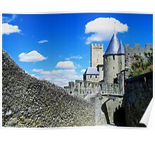 Carcassonne Poster