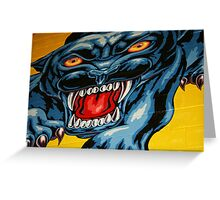Screaming For Vengeance Greeting Card
