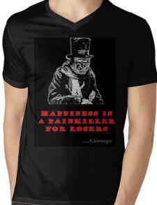 Bah Humbug3 Mens V-Neck T-Shirt