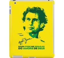 Ayrton Senna Tribute iPad Case/Skin