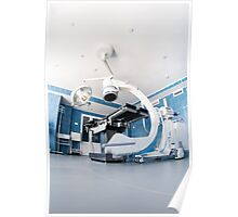 operating room Poster