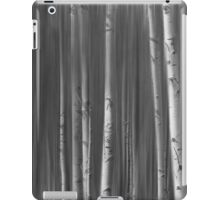 Somewhere Along the Road Dreaming BW iPad Case/Skin