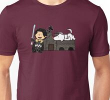 Jon Snow Peanuts Unisex T-Shirt
