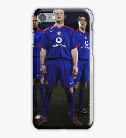 The Old United iPhone Case/Skin