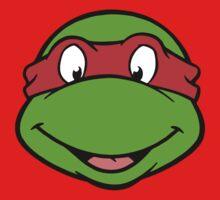 Raphael Face by trevorbrayall