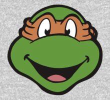 Michelangelo Face Kids Clothes