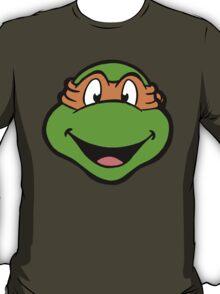 Michelangelo Face T-Shirt