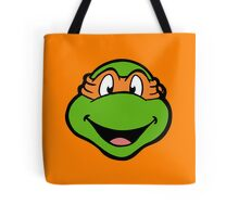 Michelangelo Face Tote Bag