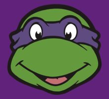 Donatello Face by trevorbrayall