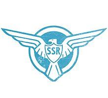 SSR Blue by KNUX-DESIGNS