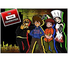 The Worst Generation Channel Cover image gear Photographic Print