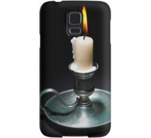 Lighted Candle Samsung Galaxy Case/Skin