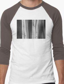 Aspen Tree Colonies Dreaming BW Men's Baseball ¾ T-Shirt
