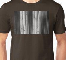 Aspen Tree Colonies Dreaming BW Unisex T-Shirt