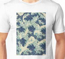 THE GREAT WAVE OFF - Kanagawa  Unisex T-Shirt