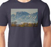 Colorado Flatiron Autumn View Unisex T-Shirt