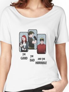 The Good, The Bad, and the Horrible Women's Relaxed Fit T-Shirt