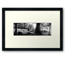 Etter Springhouse Warren County Tennessee Framed Print