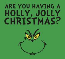 A holly, jolly Christmas? by heroics