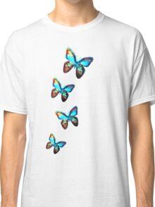 Space Butterfly, Butterflies, Galaxy, Universe, Planet, Nature Classic T-Shirt