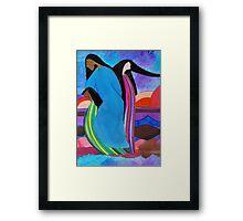 Sky Spirits Framed Print