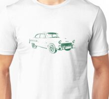 1955 Chevrolet Bel Air Unisex T-Shirt