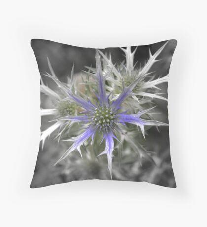 Eryngium Throw Pillow