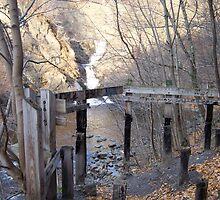 Poestenkill Falls by batkins