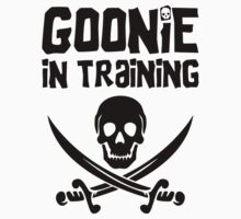 Goonie in Training One Piece - Short Sleeve