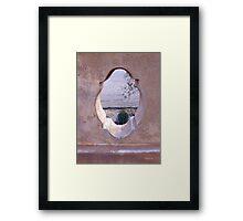 Nature Framed Framed Print