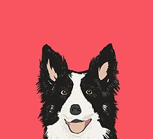 Montana - Border Collie gifts for dog people and dog lovers gifts for the dog person by PetFriendly